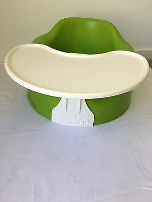 Bumbo Green Floor Seat With Play Table