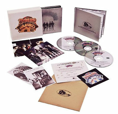 Traveling Wilburys Collection CD DVD Combo [Deluxe Edition] (2016)
