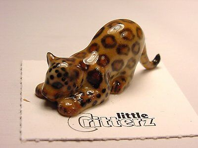 "Little Critterz - LC426 ""Amazon"" Jaguar Cub"