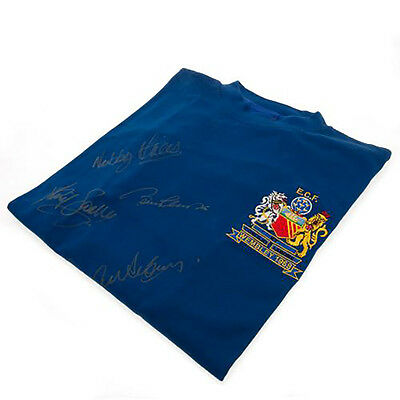 Manchester United F.C - Signed Shirt (1968 EUROPEAN CUP FINAL)