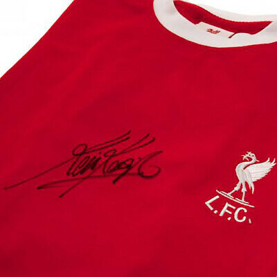 Liverpool F.C - Signed Shirt (KEVIN KEEGAN)