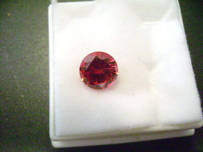 Lab Grown Round Ruby 2.5mm Lot of 100 Stones