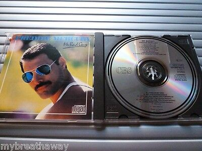 Freddie Mercury - Queen - Mr Bad Guy - CD - FRANCE - original release 14 track!!