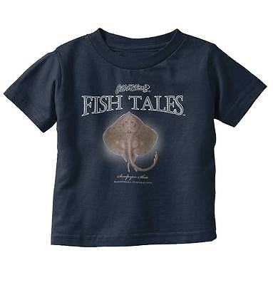 Sandpaper Skate Fish Sporting Goods Cool Graphic Fishing Infant Toddler T-Shirt
