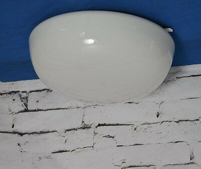 Vintage Glass Ceiling / Wall Light - FREE Postage [PL3366]