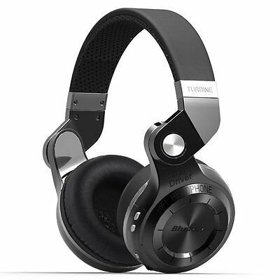 Bluedio T2 Bluetooth 4.1 Hurrican Series Stereo Headphones Wireless Headset Ear