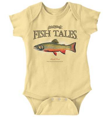 Warlord Walleye Funny Fishing Outdoor Nature Fisherman Infant Baby Romper