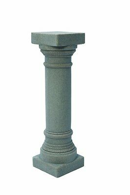 "Greek Column Pedestal Pillar Plant Flower Stand Garden Yard Wedding Decor 32"" ."