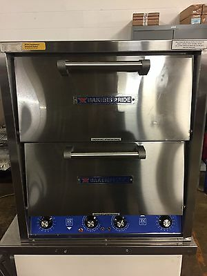 NEW Bakers Pride P44 Countertop Electric Pizza and Pretzel Oven NEW