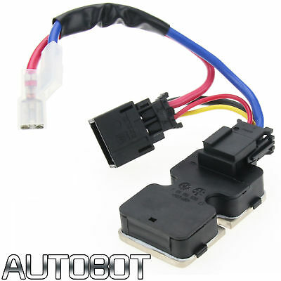 NEW A/C Heater Blower Motor Resistor For MERCEDES W140 S420 S600 1408218451
