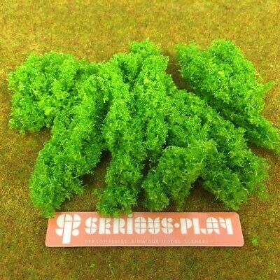 how to make clump foliage