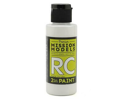MIOMMRC-001 Mission Models White Acrylic Lexan Body Paint (2oz)
