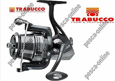 Mulinello Trabucco Searider Nrg Surf 6500 Surcasting Beach Ledgering Carpfishing