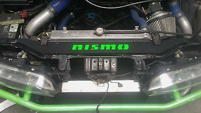 Nissan 240SX S14 (1995-1998) On Top Of Radiator Support: Nismo