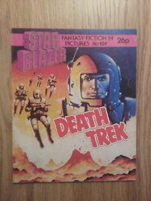 Starblazer Issue No 181 - Death Trek