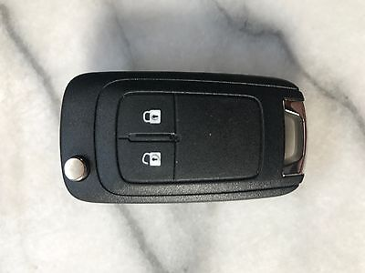 New Genuine  2 Button Flip Remote Key For Your Vauxhall-Opel Insignia