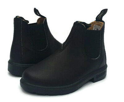 Black Kids' 531 Blundstone leather boots