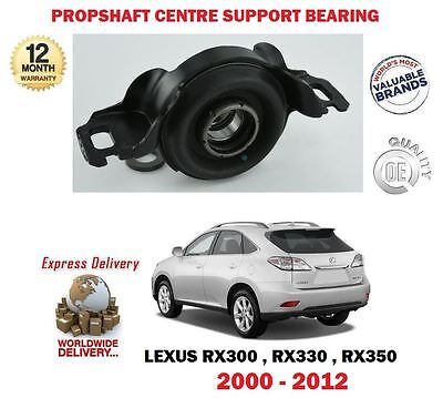 For Lexus Rx300 Rx330 Rx350 Awd 2000-2012 New Propshaft Centre Support Bearing