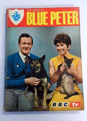 Blue Peter Hardback Annual (1965)
