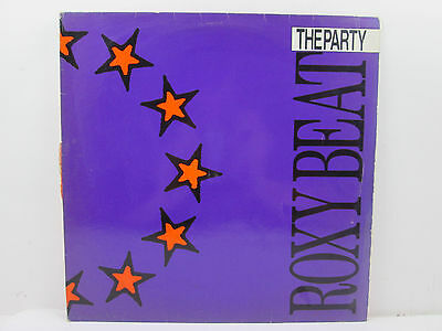 Roxy Beat THE PARTY  - Rodger Records – RODGER 06 SPAIN 1988