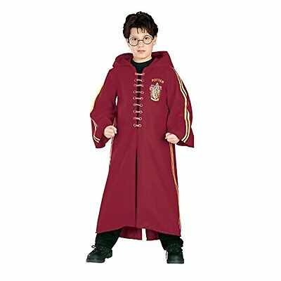 Costume Carnevale Halloween Uniforme Quidditch Harry Potter Film Bambino
