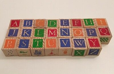 Disney Winnie The Pooh Classic Pooh Replacement Wooden Blocks Schylling