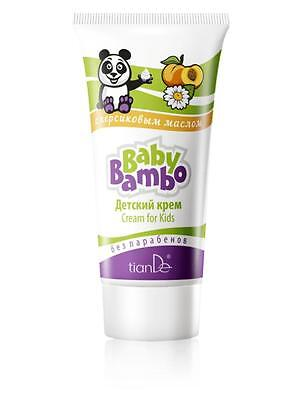 Children's cream Baby Bambo Children's cosmetic without compromises!