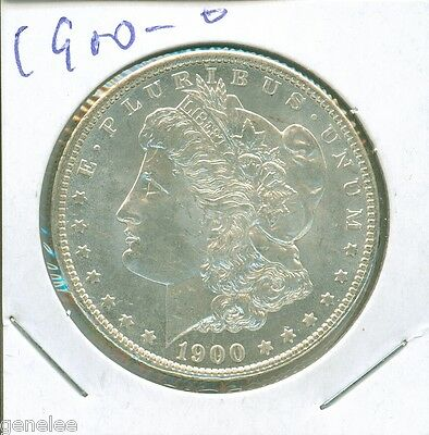 UPPER MS 1900-O Morgan Silver Dollar, WHITE and lusterous, a REAL NICE ONE!