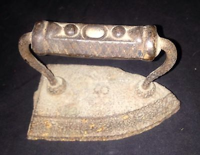 Antique Flat Cast Iron for clothes