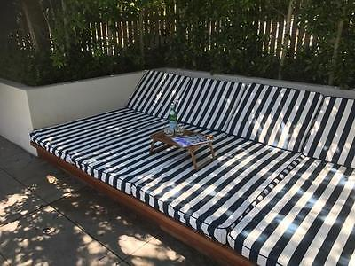 Outdoor/indoor custom made cushion sofa covers Sunbrella, Tommy Bahama and more