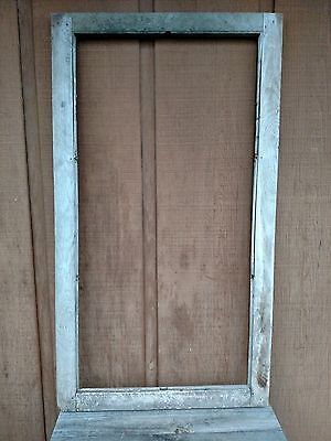 Antique, Vintage, Window Frame, Rustic, Farm, Barn, Picture Frame