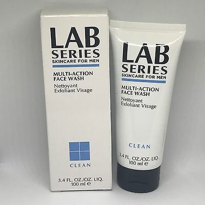 Lab Series Multi-Action Face Wash - Brand new, Sealed