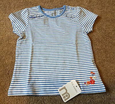 BNWT Mothercare Baby Top - Size 0 (9-12 months)