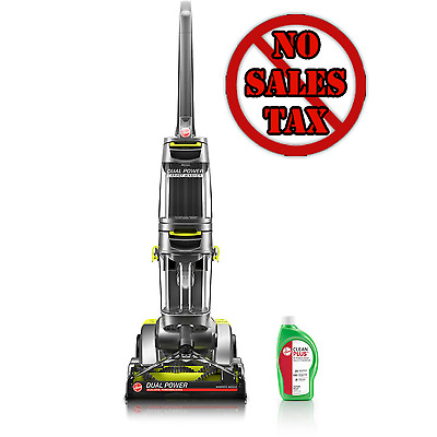 Hoover Carpet Floor Deep Cleaner Shampooer Washer Rug Stain Removal Solution