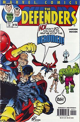 Defenders (2001-2002) V2 #5 ~ Marvel Comics
