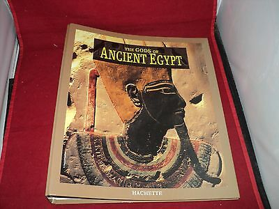 Hachette The Gods of Ancient Egypt - Magazine binder or file to store mags in