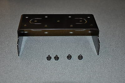 ft 857 mobile mounting bracket plus 4 mounting screws -  GENUINE YAESU BRACKET
