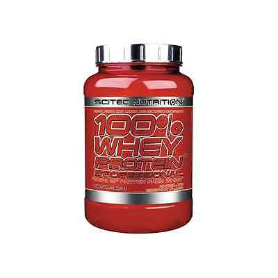 100% Whey Protein Professional 920g Scitec FRAISE