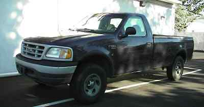 1999 Ford F150 PickUp Truck 4x4 Auto Only 50k Miles Duel Fuel Gas & Propane