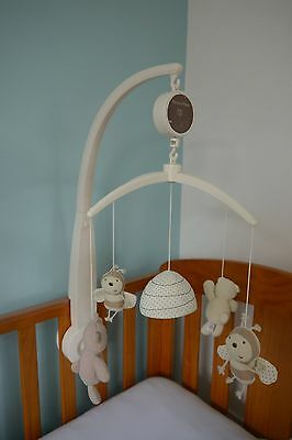 Mamas And Papas Cot Bed Musical Mobile