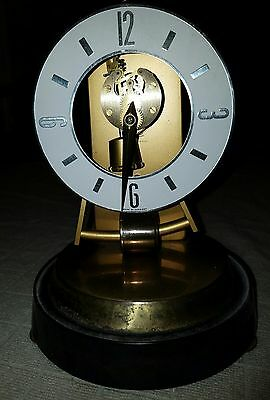 Vintage Kundo electronic anniversary clock - West Germany - for parts or repair