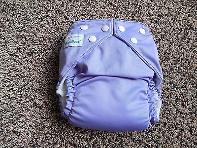 NWT Fuzzibunz one size pocket cloth diaper