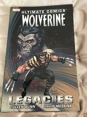 Ultimate Comics Wolverine: Legacies by Cullen Bunn (Paperback, 2013)