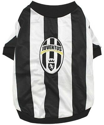 f5040781b New Apparel FC Juventus Dog   Cat Jersey Soccer Football T Shirt Vest  Clothes