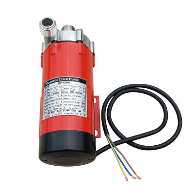 ECO Food Grade Homebrew Magnetic Drive Pump 15R With 304 Stainless Steel Head