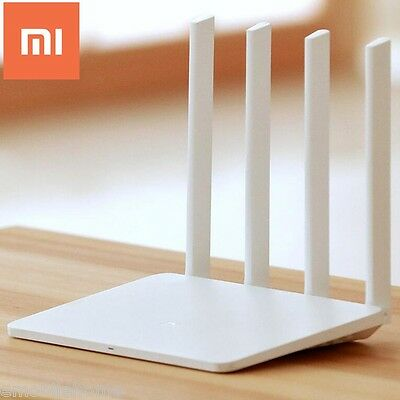 New  Xiaomi WIFI Router 3G 1167Mbps WiFi Repeater 2.4G//5GHz 256MB J8G4