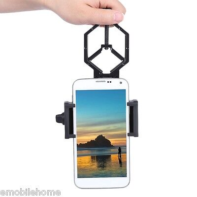 Camera Holder Outdoor Telescope Monocular Adapter Mount for Mobile Phone