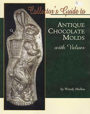 Buch: Antique Chocolate Molds by Wendy Mullen
