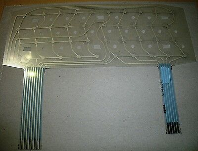 Sinclair ZX Spectrum 16K 48K Keyboard Membrane