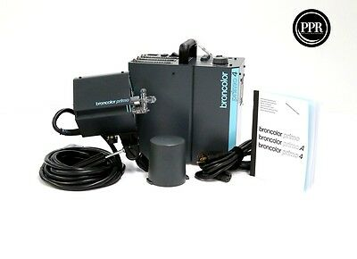 Broncolor Primo 4 3200w/s Power Pack With Primo Head Bundle!